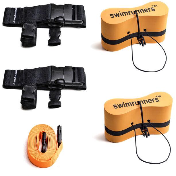 Swimrunners Guidance Pull Belt teamkit Medium orange