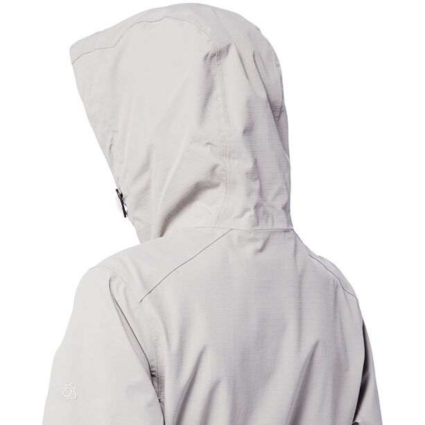 Craghoppers NosiLife Forrester Jacke Damen parchment
