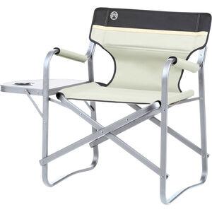 Coleman Deck Chair mit Ablage khaki