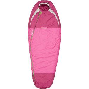 Mammut Kompakt MTI 3-Season Sleeping Bag 185cm Damen pink-dark pink pink-dark pink