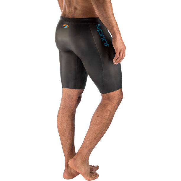 blueseventy Sprint Shorts Herren black