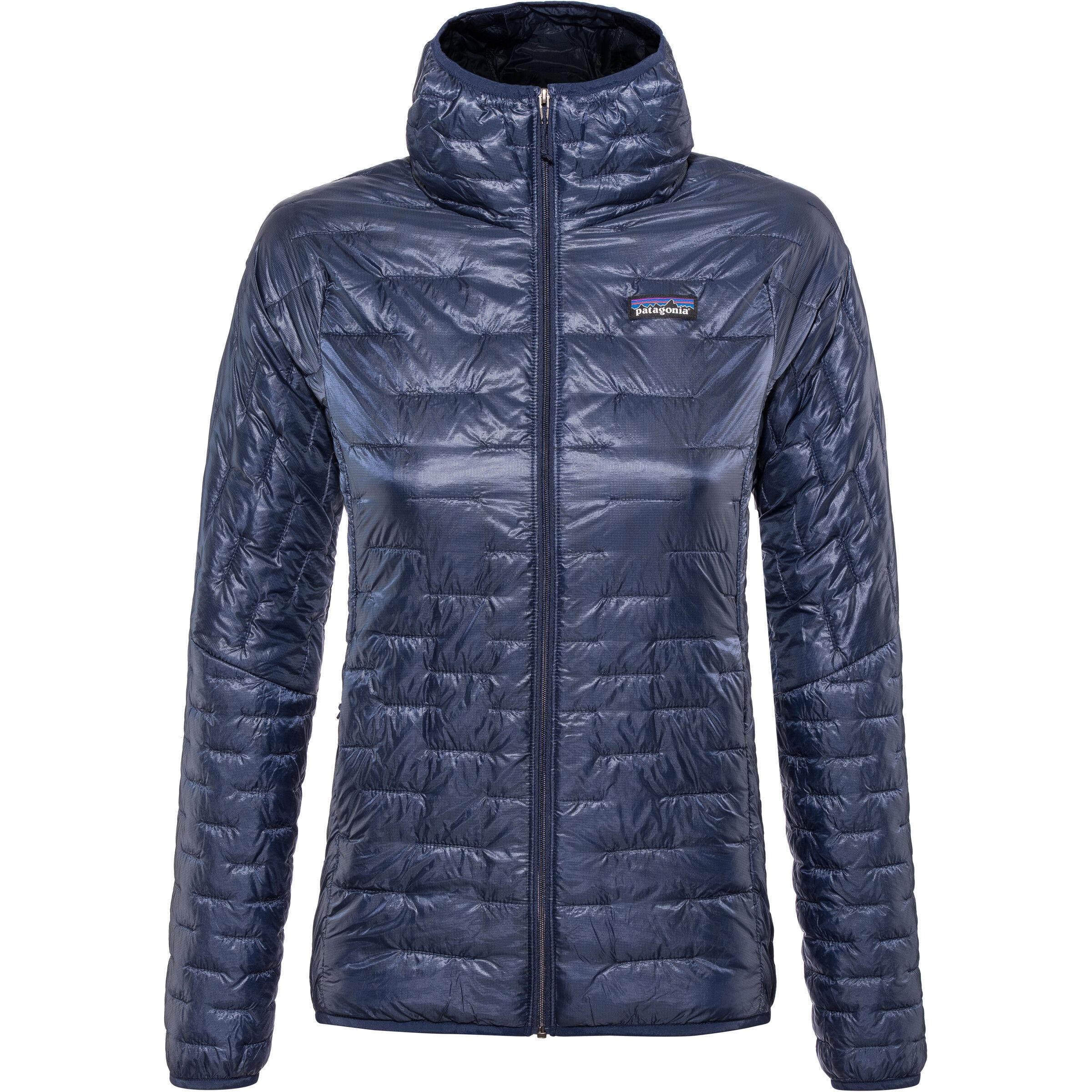 Damen Black Puff Patagonia Jacket Micro wvnOm0N8