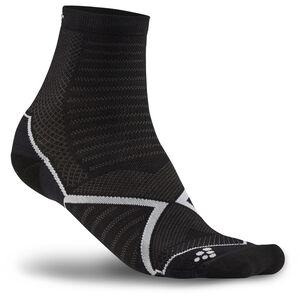 Craft Run Warm Socken black/white black/white