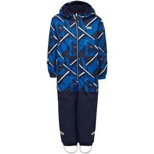 LEGO wear Jordan 717 Snowsuit Kinder blue blue