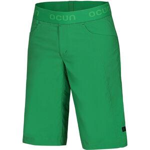 Ocun Mánia Shorts Herren green/navy green/navy