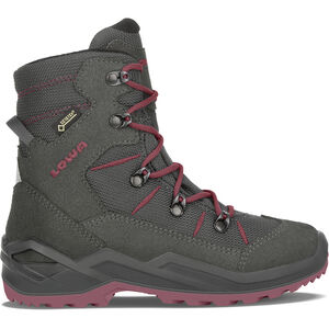 Lowa Rufus GTX Stiefel Kinder anthracite/berry anthracite/berry