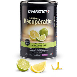 OVERSTIM.s Elite Recovery Drink 420g Lemon Lime