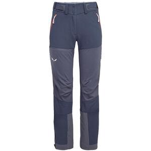 SALEWA Ortles 2 WS/DST Pants Damen ombre blue ombre blue
