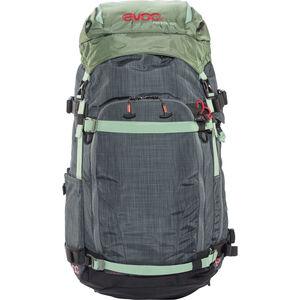 EVOC Patrol Backpack 32l heather slate/olive heather slate/olive