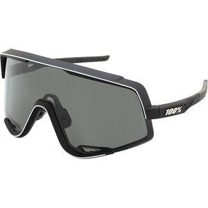 100% Glendale Colored Lens Sunglasses soft tact black soft tact black