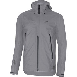 GORE WEAR H5 Gore-Tex Active Hooded Jacket Herren terra grey terra grey