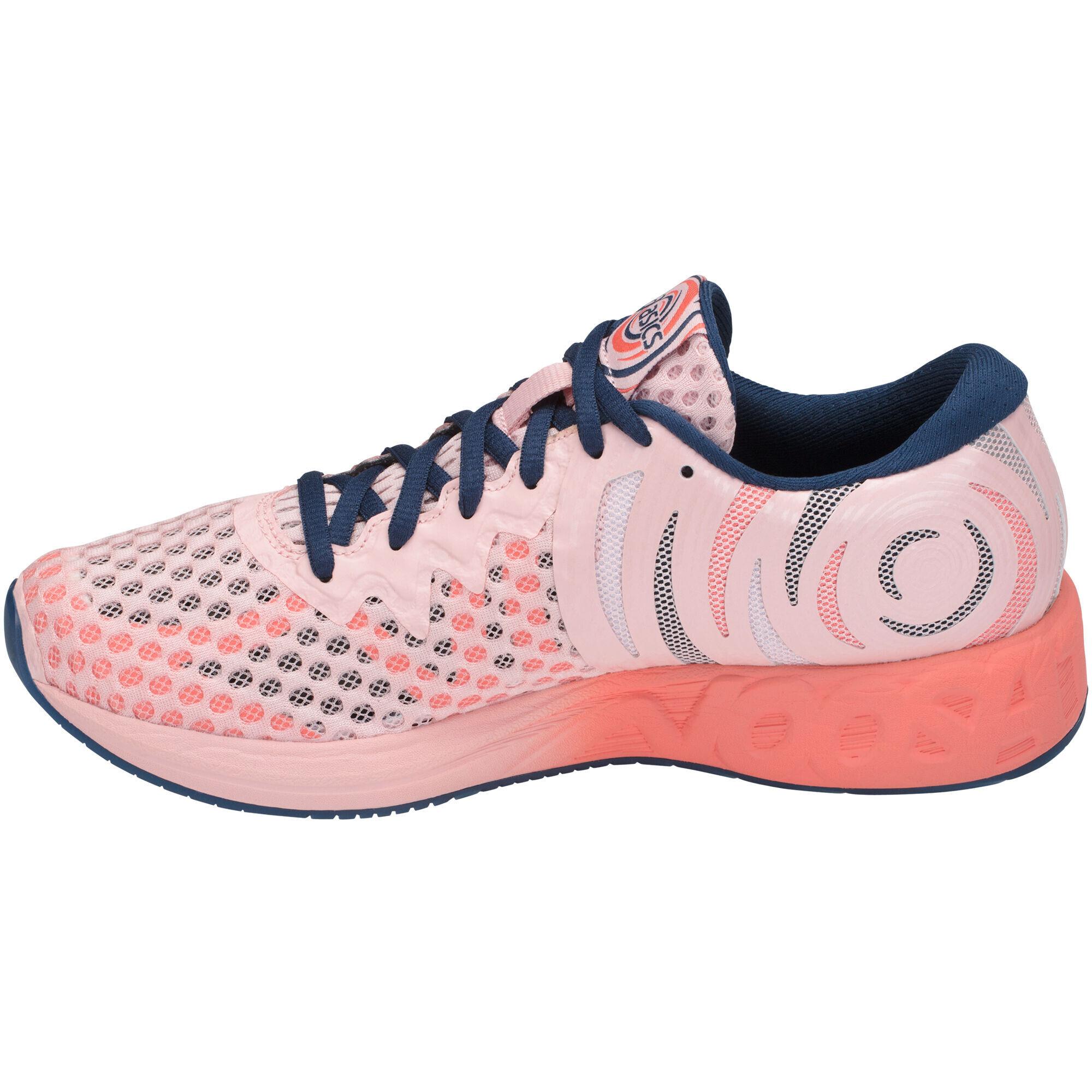 asics Noosa FF 2 Schuhe Damen seashell pinkdark bluebegoni