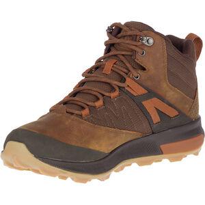 Merrell Zion GTX Mid-Cut Schuhe Herren toffee toffee