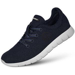 Giesswein Merino Wool Runners Herren dunkelblau dunkelblau