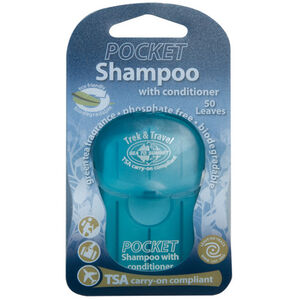 Sea to Summit Trek & Travel Pocket Conditioning Shampoo 50 Blättchen