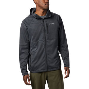 Columbia Outdoor Elmnts Full Zip Kapuzenjacke Herren black black