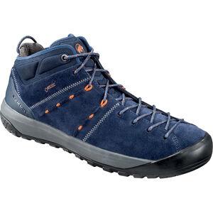 Mammut Hueco Mid GTX Shoes Herren marine-crumble marine-crumble