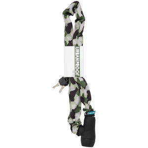 URBAN PROOF Chain Lock 90cm camouflage camouflage
