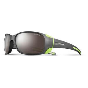 Julbo Montebianco Spectron 4 Sunglasses matt black/lime green-brown flash silver matt black/lime green-brown flash silver