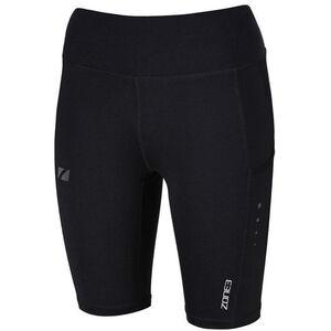 Zone3 Compression Shorts Damen black/gun metal black/gun metal