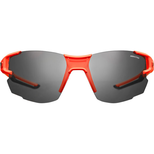 Julbo Aerolite Zebra Light Sunglasses Damen fluo orange/black