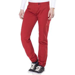 Edelrid Rope Rider Pants Damen vine red vine red