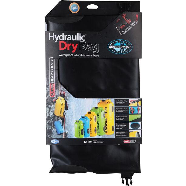Sea to Summit Hydraulic Dry Bag 65l black