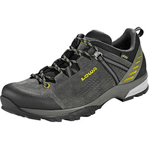 Lowa Ledro GTX Low Shoes Herren anthracite/kiwi anthracite/kiwi