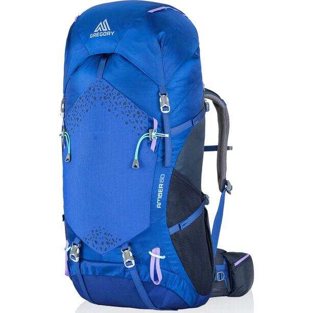 Gregory Amber 60 Backpack Damen pearl blue