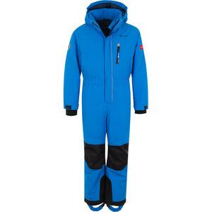 TROLLKIDS Isfjord Snowsuit Kinder med blue med blue