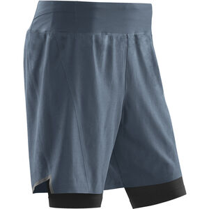 cep Run 2in1 Shorts 3.0 Herren grey/black grey/black