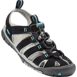 Keen Clearwater CNX Sandals Damen black/radiance black/radiance