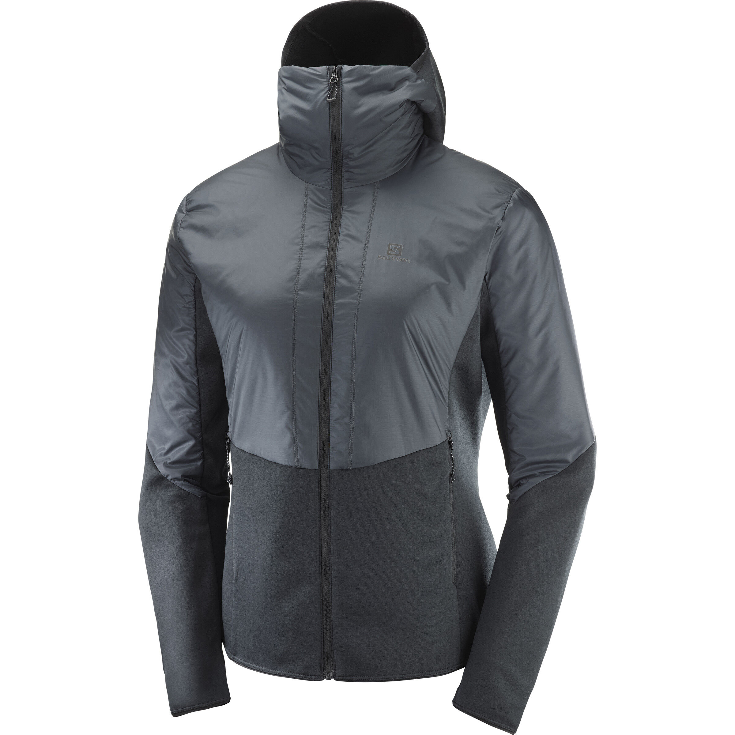 Salomon Stormslide Jacke Herren black heather