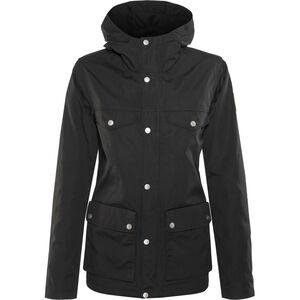 Fjällräven Greenland Jacket Damen black black