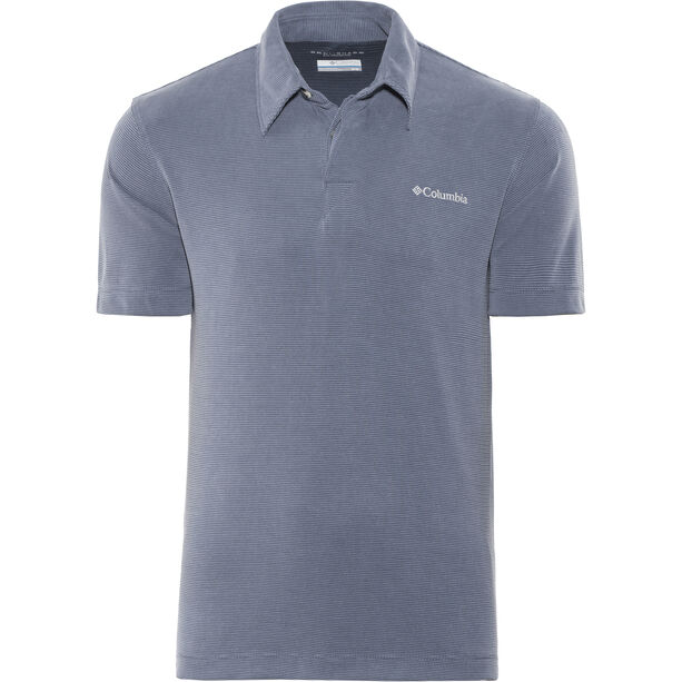 Columbia Sun Ridge Polo Herren zinc