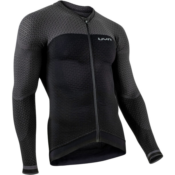 UYN Biking Alpha OW Langarmshirt Herren blackboard/charcoal
