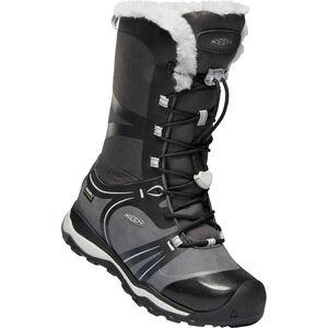 Keen Terradora Winter WP Shoes Jugend raven/vapor raven/vapor