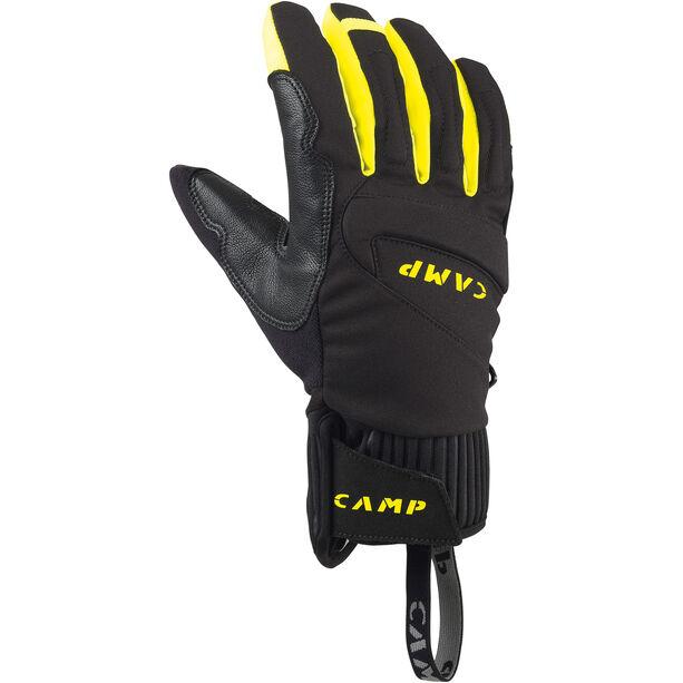 Camp G Hot Dry Handschuhe black/yellow