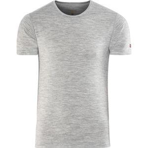 Devold Breeze T-Shirt Herren grey melange grey melange