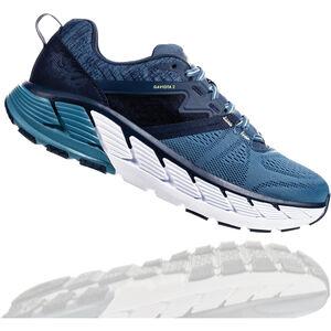 Hoka One One Gaviota 2 Running Shoes Herren moonlight ocean/aegean blue moonlight ocean/aegean blue