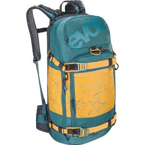 EVOC FR Pro Backpack 20l petrol-loam petrol-loam