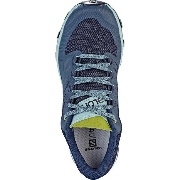 Salomon Outline GTX Schuhe Damen trellis/navy blazer/guacamole