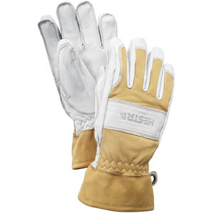 Hestra Fält Guide Gloves natural yellow/offwhite natural yellow/offwhite