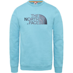The North Face Drew Peak Crew Pullover Herren storm blue storm blue