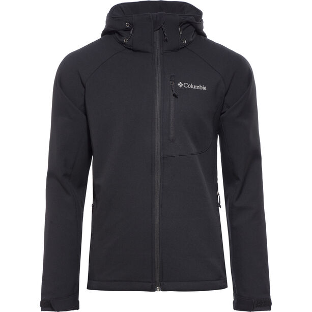 Columbia Cascade Ridge II Softshell Jacket Herren black