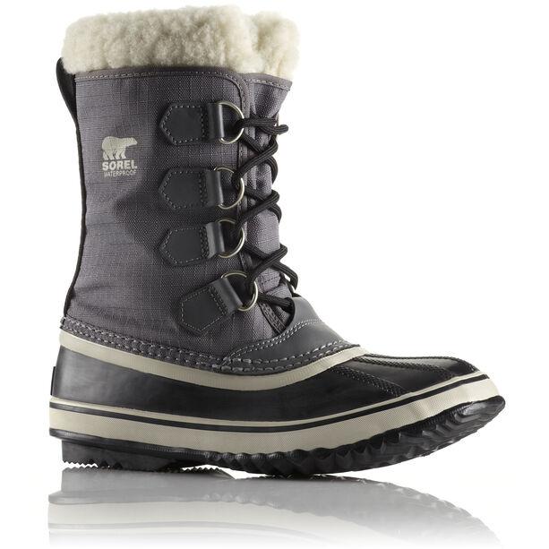Sorel Winter Carnival Boots Damen pewter/black