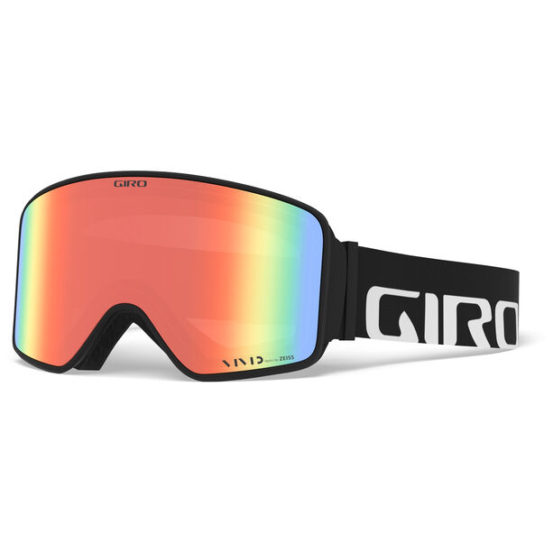 Giro Method Goggles black/vivid ember/vivid infrared