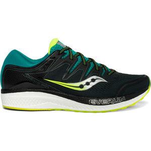 saucony Hurricane ISO 5 Schuhe Herren green/teal green/teal