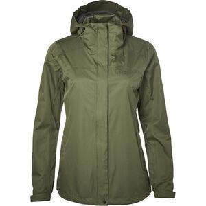 North Bend ExoRain Jacket Damen green lichen green lichen