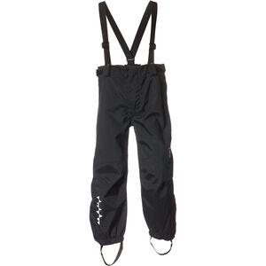 Isbjörn Hurricane Hard Shell Pants Kinder black black